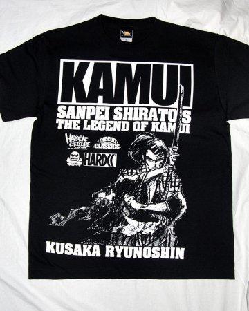 カムイ伝/KONOMATO THE GENTLEMAN THIEF(空蝉ブラック)