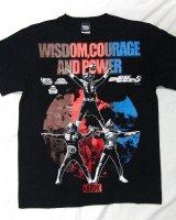 超神ビビューン(WISDOM, COURAGE AND POWER)