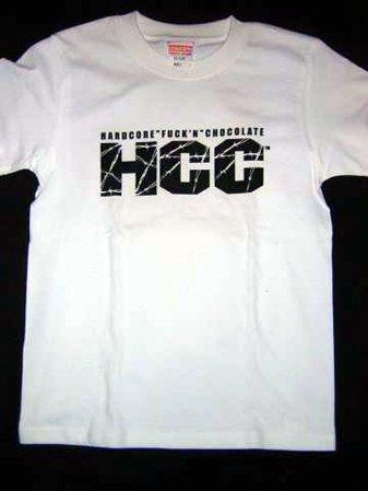 HCC ハードコアロゴ