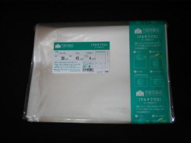 OPP袋テープ付 T-30×45(100枚)