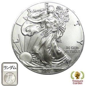 [アメリカ 年代ランダム 1ドル イーグル銀貨] お買い得品 【NGC鑑定 MS69】 未使用 1オンス 自由の女神