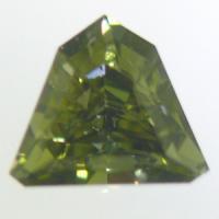 グリーンダイヤモンド F.D.G Green 0.092ct カメレオンダイア 天然カラーダイヤモンド