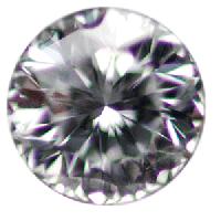 天然ダイヤモンド D&D 144面カットダイヤモンド 0.365ct D VS2 レアカット