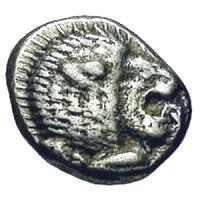 古代ギリシャコイン イオニア地方ミトレス 1/12ステーター銀貨(2) 古代コイン/販売/古代ギリシア