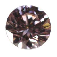 ピンクダイヤモンド Fancy Pink 0.076ct VVS2/中央宝石研究所のソーティング