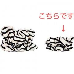 たてmocoシュシュ (ホワイト)(小)