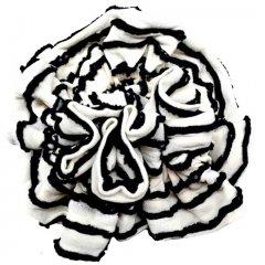 たてmocoシュシュ (ホワイト)(フリーサイズ)