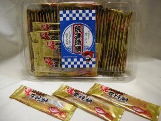 焼金時鯛(50個入り)単品参考上代20円