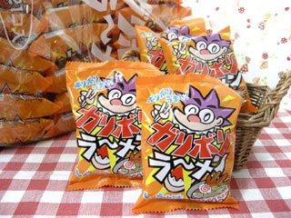 ガリボリラーメン しょうゆ味(21個入り)単品参考上代20円