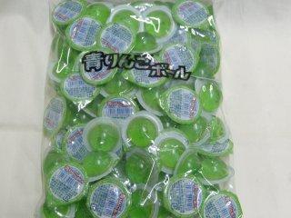 青りんごボールゼリー 当たり付(100個...