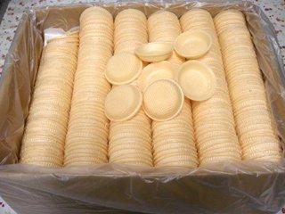 箱売り モナカの皮(1500枚入り)