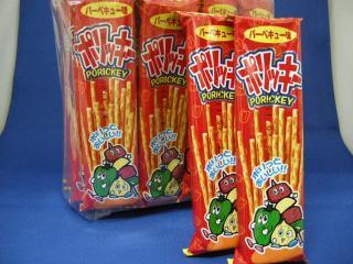 ポリッキー バーベキュー味(24個入り)単品参考上代10円