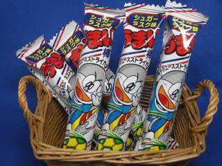 うまい棒シュガーラスク味(30本入り)単品参考上代10円