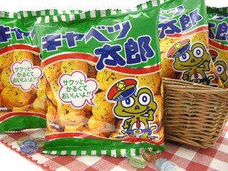 キャベツ太郎(30袋入り)単品参考上代20円