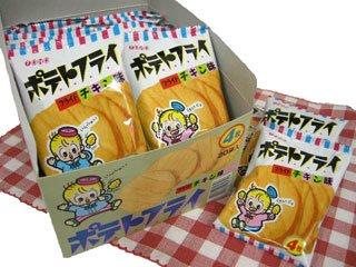 ポテトフライ フライドチキン味(20袋入り)単品参考上代35円