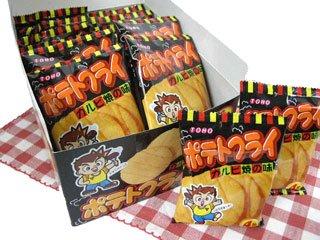 ポテトフライ カルビ焼味(20袋入り)単品参考上代35円