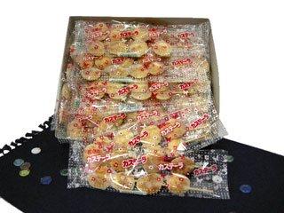 花串のカステーラ 串カステラ(2本×20袋入り)単品参考上代30円