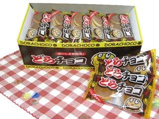 どらチョコ ミニどら焼き(20袋入り)単品参考上代30円