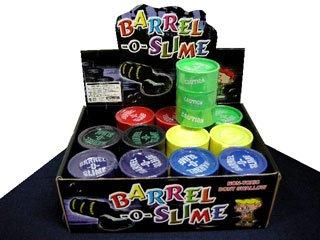 ドラム缶スライム BERLEM SLIME(12個入り)単品参考上代100円