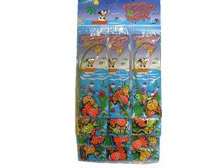 ワクワク魚つりセット 台紙(12袋入り)単品参考上代60円