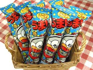 うまい棒 とんかつソース味(30本入り)単品参考上代10円