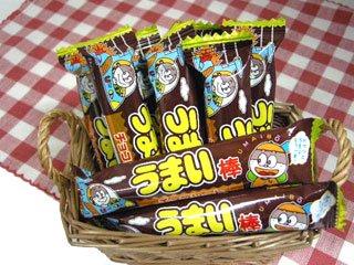 うまい棒 チョコレート味(30本入り)単品参考上代10円