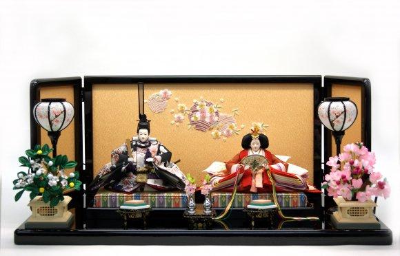雛人形 親王飾り 30-138