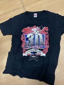 闇市2020その3「ジェームスのTシャツ(30T黒)」