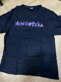 闇市2020その7「ジェームスのTシャツ(NRフォント)」
