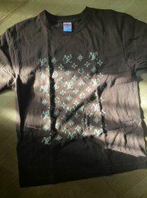 闇市2020その9「カタルのTシャツ(おフランス茶)」