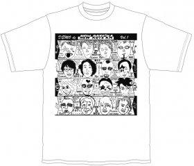 DEMO de Tシャツ(白)