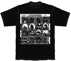 DEMO de Tシャツ(黒)