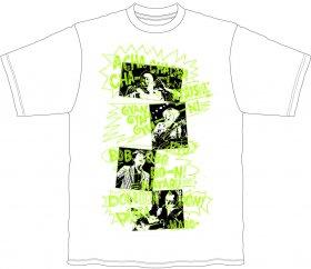 ACHACHA Tシャツ(白)