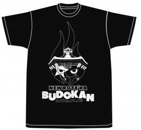武道くんTシャツ1号(黒/白)