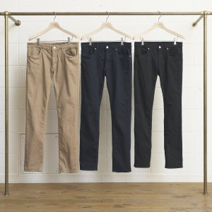 <img class='new_mark_img1' src='//img.shop-pro.jp/img/new/icons47.gif' style='border:none;display:inline;margin:0px;padding:0px;width:auto;' />UNUSED 10OZ DENIM STRETCH SLIM PANTS