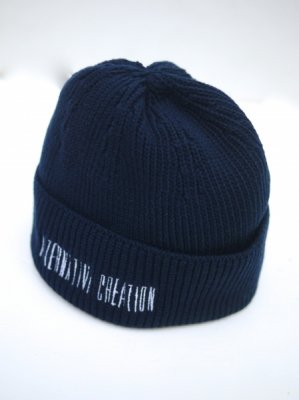 <img class='new_mark_img1' src='//img.shop-pro.jp/img/new/icons14.gif' style='border:none;display:inline;margin:0px;padding:0px;width:auto;' />JieDa × override KNIT CAP (NAV)