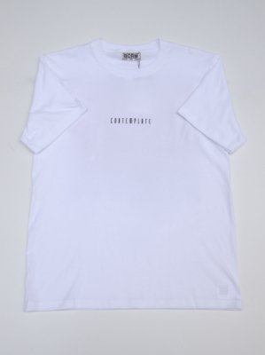 <img class='new_mark_img1' src='//img.shop-pro.jp/img/new/icons14.gif' style='border:none;display:inline;margin:0px;padding:0px;width:auto;' />BLUE CITY RUG MAKER GARBAGE TEE (WHT)