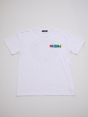 <img class='new_mark_img1' src='//img.shop-pro.jp/img/new/icons14.gif' style='border:none;display:inline;margin:0px;padding:0px;width:auto;' />Diaspora skateboards LJJ MC TEE (WHT)