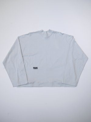 <img class='new_mark_img1' src='//img.shop-pro.jp/img/new/icons14.gif' style='border:none;display:inline;margin:0px;padding:0px;width:auto;' />JieDa EMBROIDERY LONG SLEEVE T-SHIRT (L/G)