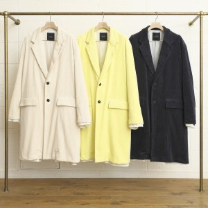<img class='new_mark_img1' src='//img.shop-pro.jp/img/new/icons14.gif' style='border:none;display:inline;margin:0px;padding:0px;width:auto;' />UNUSED CORDUROY COAT