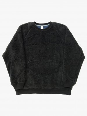 <img class='new_mark_img1' src='//img.shop-pro.jp/img/new/icons14.gif' style='border:none;display:inline;margin:0px;padding:0px;width:auto;' />ROTOL POCKET C/N SWEATSHIRT (BLK)