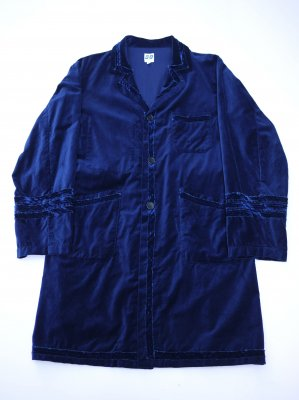 <img class='new_mark_img1' src='//img.shop-pro.jp/img/new/icons14.gif' style='border:none;display:inline;margin:0px;padding:0px;width:auto;' />AiE SHOP COAT COTTON VELVETEEN (NAV)