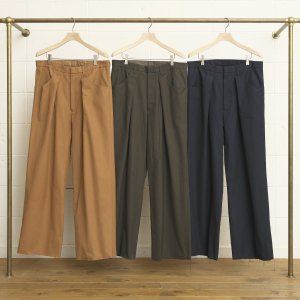 <img class='new_mark_img1' src='//img.shop-pro.jp/img/new/icons14.gif' style='border:none;display:inline;margin:0px;padding:0px;width:auto;' />UNUSED DUCK WIDE PANTS