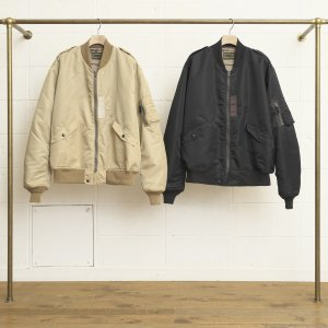 <img class='new_mark_img1' src='//img.shop-pro.jp/img/new/icons14.gif' style='border:none;display:inline;margin:0px;padding:0px;width:auto;' />UNUSED UNUSED x BUZZ RICKSON'S L-2B JACKET