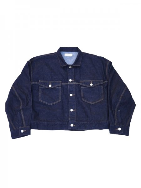 [30%OFF] JieDa SHORT DENIM JACKET (IND)