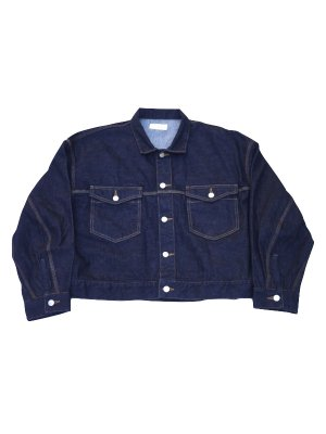 [40%OFF] JieDa SHORT DENIM JACKET (IND)