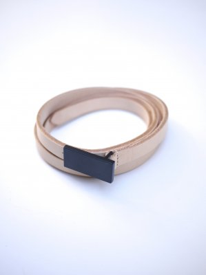 <img class='new_mark_img1' src='//img.shop-pro.jp/img/new/icons16.gif' style='border:none;display:inline;margin:0px;padding:0px;width:auto;' />[40%OFF] JieDa LEATHER BELT (BEI)