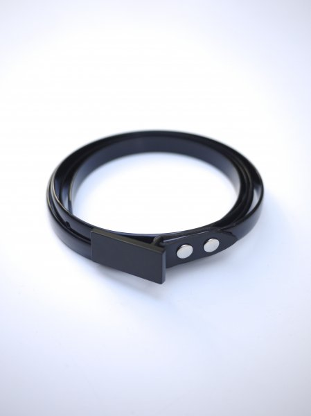 JieDa CLEAR BELT (BLK)