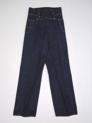 <img class='new_mark_img1' src='//img.shop-pro.jp/img/new/icons47.gif' style='border:none;display:inline;margin:0px;padding:0px;width:auto;' />NEON SIGN CHICANO DENIM SLACKS