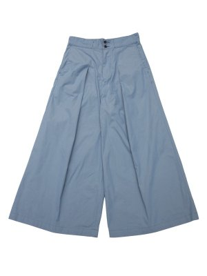 <img class='new_mark_img1' src='//img.shop-pro.jp/img/new/icons16.gif' style='border:none;display:inline;margin:0px;padding:0px;width:auto;' />[40%OFF] JieDa BIG TUCK PANTS (BLU)